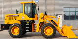 1.8t Loader Mini Wheel Loader 1.6m3 Mini Loader