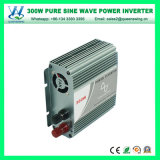 高周波光起電AC 220V正弦波インバーター(QW-P300)への300W DC 24V