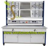 Equipo didáctico de Traning del equipo del electricista del entrenamiento del banco de trabajo del amaestrador industrial del electricista