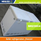 Глубокое замораживателя холодильника 12 вольтов солнечное - замораживатель