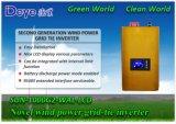 De nieuwe Omschakelaar zon-1000g2-Wal-LCD van de Band van het Net van de Macht van de Wind 1000watt