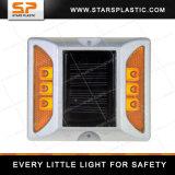 Réfléchissante en aluminium route solaire Stud