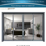 Puerta deslizante resistente de la calidad excelente para la cocina y sala de estar y balcón