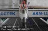 Madera del ranurador del CNC que talla cortando la máquina Akm1325 de Engraveing