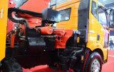 Le camion se pliant de grue de bras de FAW 6*4 a monté avec 6 tonnes de prix de grue