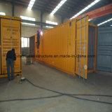 Casa de recipiente de transporte 40FT com alta qualidade