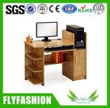 Стол компьютера дешевой домашней мебели деревянный (PC-09)