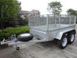 Bas de page galvanisé de tandem du camion 8X5 d'IMMERSION chaude