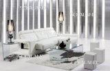 記憶および腰掛けが付いている角のソファー