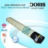 Tn321 Toner copiadora de color para Konica Minolta Bizhub C224 C284 C364 Refil Toner Powder