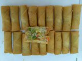 Весна 40g/Piece Rolls Tsing Tao соли Vegetable, котор замерли