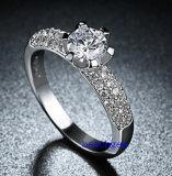 Heet verkoop de Ringen van het Messing van het Zirkoon van Juwelen (R0832)
