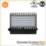 UL Listed Dlc IP65 al aire libre 11000lm paquetes de 100W LED de pared