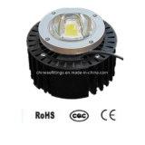 Alto alumbrado público del disipador de calor LED de Graphene del poder más elevado del brillo
