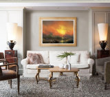 卸し売り高品質の装飾の油絵、ホーム装飾の絵画、芸術の絵画(第9波)