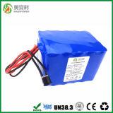 Супер батарея иона лития 36V качества 4400mAh
