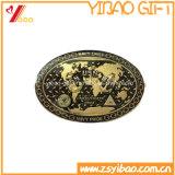 Moneta su ordinazione all'ingrosso di sfida della fabbrica con il rivestimento a resina epossidica (YB-LY-C-24)