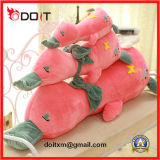 연약한 장난감 아기를 위한 견면 벨벳에 의하여 채워지는 오리 연약한 장난감