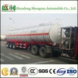 Tri-Welle Kraftstoff-Tanker-Schlussteil-Dienstbrennölbecken-Straßen-Schlussteil