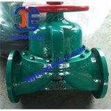 API/BS de pneumatische Klep van het Diafragma van de Flens van het Gietijzer EPDM van de Waterkering