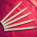 Qualité avec le prix bon marché des baguettes en bambou
