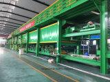 Aluminium-und Stahl-Streifen-Farben-Beschichtung-Zeile, Ccl