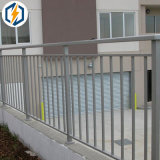 Загородка сада литого алюминия силы Coated для обеспеченности виллы