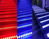 DMX 자동 방수 LED 벽 세탁기 선형 바 점화