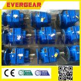 A velocidade do motor de 1400 RPM helicoidal reduz a caixa de engrenagens