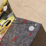 Rectángulo de la flor del rectángulo de papel de los niños lindos de la impresión de encargo hecha a mano de calidad superior