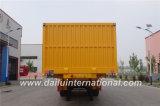Remorques Élevé-Dégrossies Fuwa de côté de baisse ou essieu de BPW en remorque de camion de vente