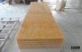 слябы камня толщины 6-12mm, просвечивающая акриловая твердая поверхность