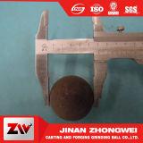 bola de acero de pulido forjada Wear-Resistant del precio bajo C45 de 20mm-150m m para la explotación minera