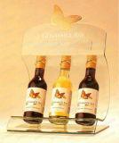 أكريليكيّ خمر من/أكريليكيّ سطح طاولة حامل قفص/أكريليكيّ زجاجة عرض
