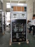 Witte Dubbele Pijpen Vier de Automaat van LPG Displys