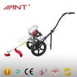 Cortador de escova Ant35 (na roda) para o jardim