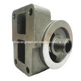 En aluminium la base de filtre à huile de moulage mécanique sous pression (ADC-05)