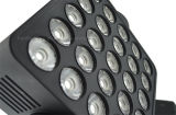 25*12W RGBW LED 이동하는 헤드 DJ 단계 (HL-002BM)를 위한 세척 효력 빛