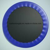 運動のための4本のW整形足を搭載する円形の青いトランポリン14フィートの