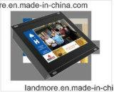 """12.1 """" Multimedia CPI-Höhenruder LCD-Bildschirmanzeige, die Bildschirmanzeige bekanntmacht"""