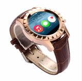 Vigilanza astuta del telefono del T2 per la vigilanza portabile del braccialetto delle unità Smartwatch del nastro impermeabile di Bluetooth con la funzione di frequenza cardiaca