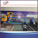 ガントリー鋼板金属板の切断の斜角が付く機械