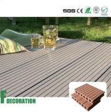 Decking пола упорной твердой низкой стоимости погоды деревянный пластичный составной