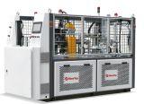 Maquinaria automática superior de la manga de la taza de papel de China