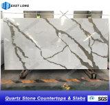 싱크대 탁상용 석판 건축재료를 위한 인공적인 석영 돌