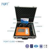 Hohe Genauigkeit Pqwt-Cl600 4 Meter Ultraschallwasser-Leck-Befund-Geräten-
