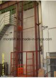 Plate-forme hydraulique de levage de fret de longeron