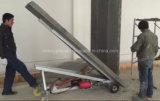 Wagenheber-Typ des Betonmauer-Panel-Installations-Maschine patentierten Produktes
