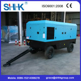 Triebwerk-angetriebenes Dieselportable Air Compressor in China
