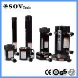 Cilindro oco hidráulico ativo dobro (SV22Y)